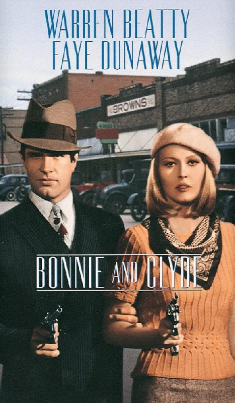 Affiche film bonnie and clyde 3780